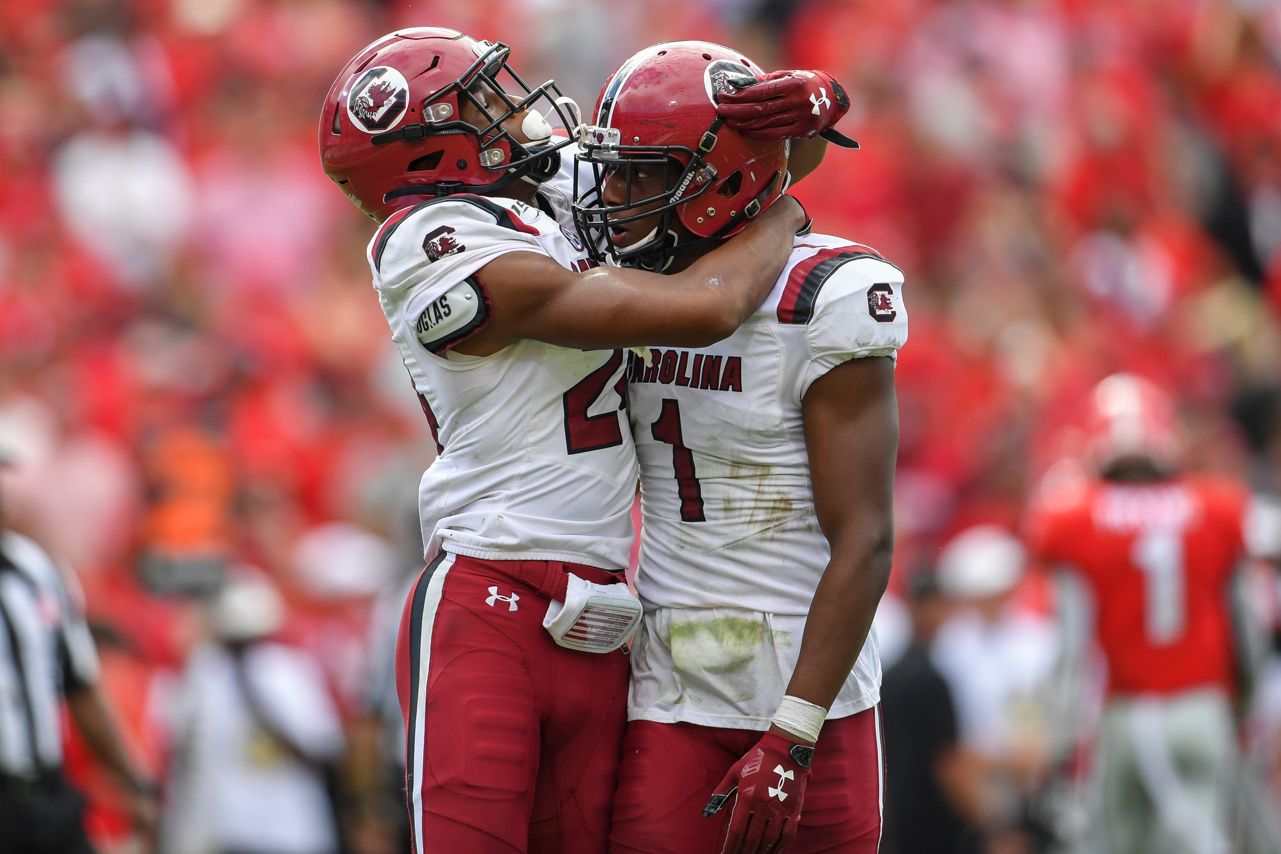Three South Carolina Defensive Starters Opt Out On Rest Of Season Visit digsouth.com to find the content, contacts and capital you need to succeed and join our member community at dignation.digsouth.com. three south carolina defensive starters