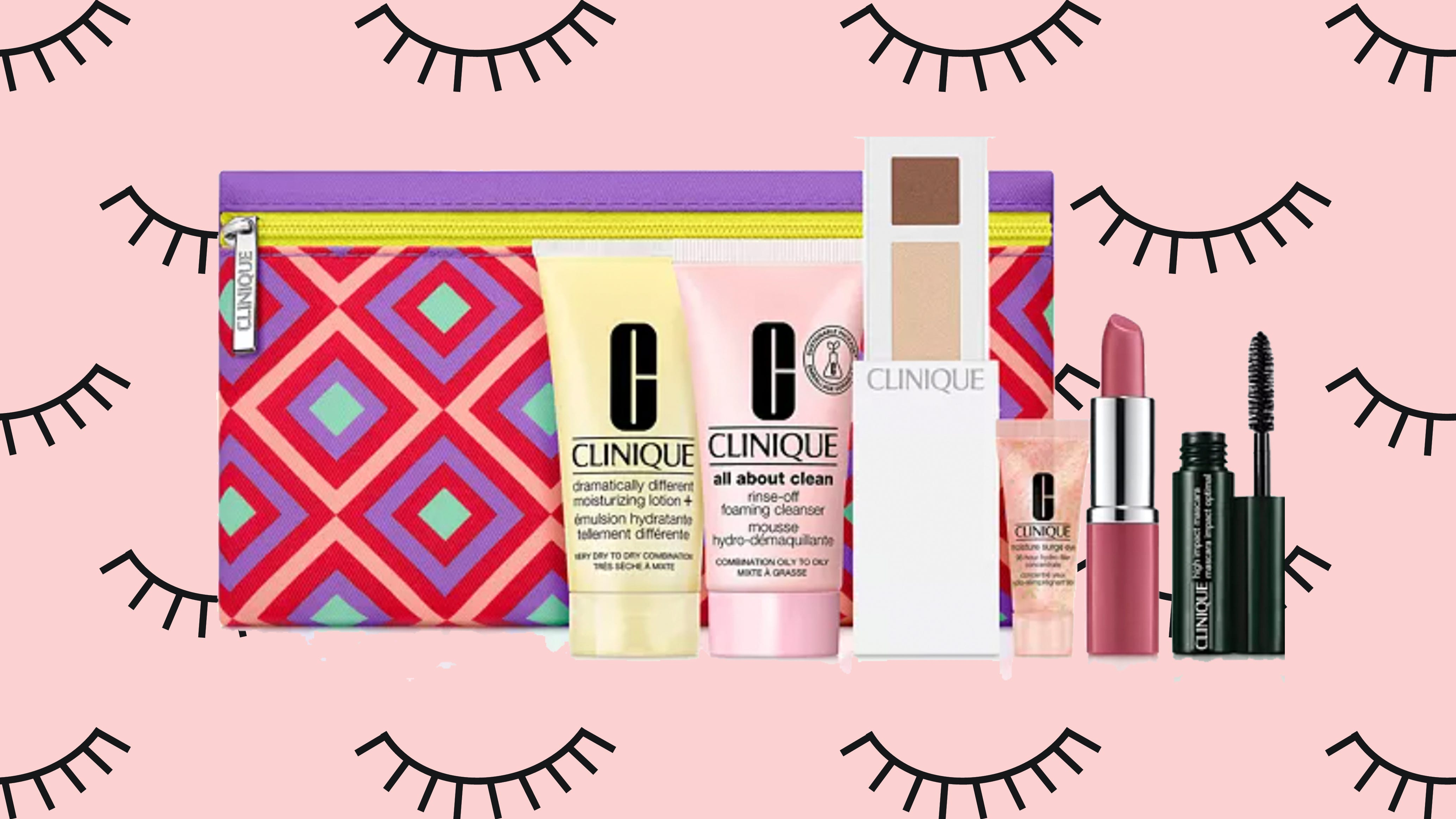 Clinique Gift With Purchase Get A Free