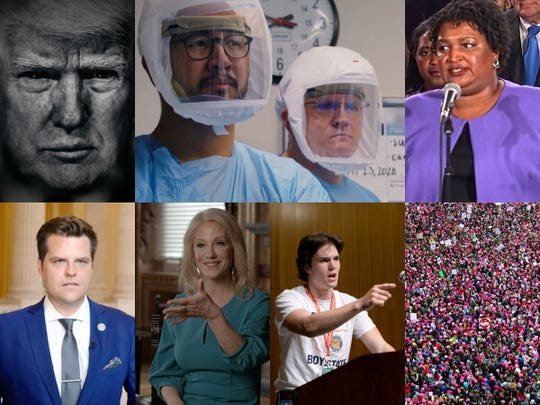 Ahead of the presidential election on Nov. 3, there are a number of new documentaries that hope to influence voters.