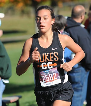 Marlington's Bella Graham will compete at the Division II girls state cross country championships Saturday at Fortress Obetz.