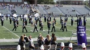 UMU marching band