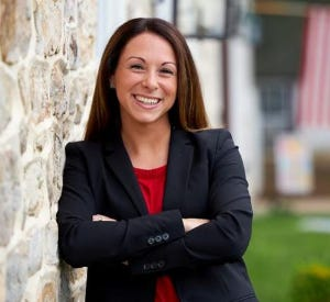 Republican state Rep. Meghan Schroeder is seeking reelection in the Pennsylvania House of Representatives' 29th District.