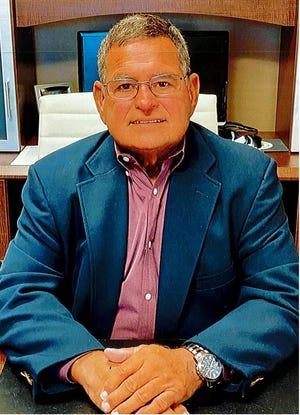 Golden Meadow Mayor Joey Bouziga.