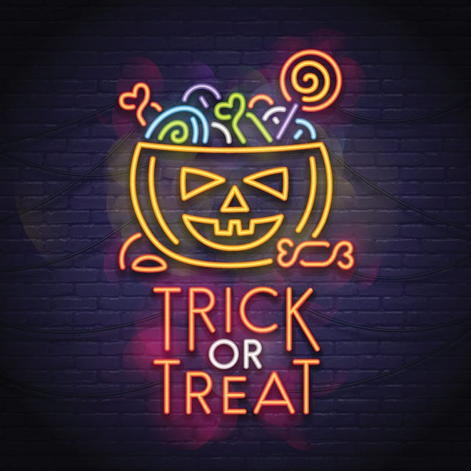 Trick-or-treat drive-through is planned in New Beaver.