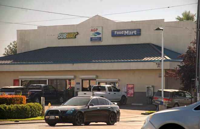 The San Joaquin County Sheriff's Office reported a homicide about 9 p.m. Saturday night at the AGP minimart at the corner of East Fremont Street and North Oro Avenue. The victim was identified as Alvaro Morales-Yac, 25, according to the county Coroner's Office.