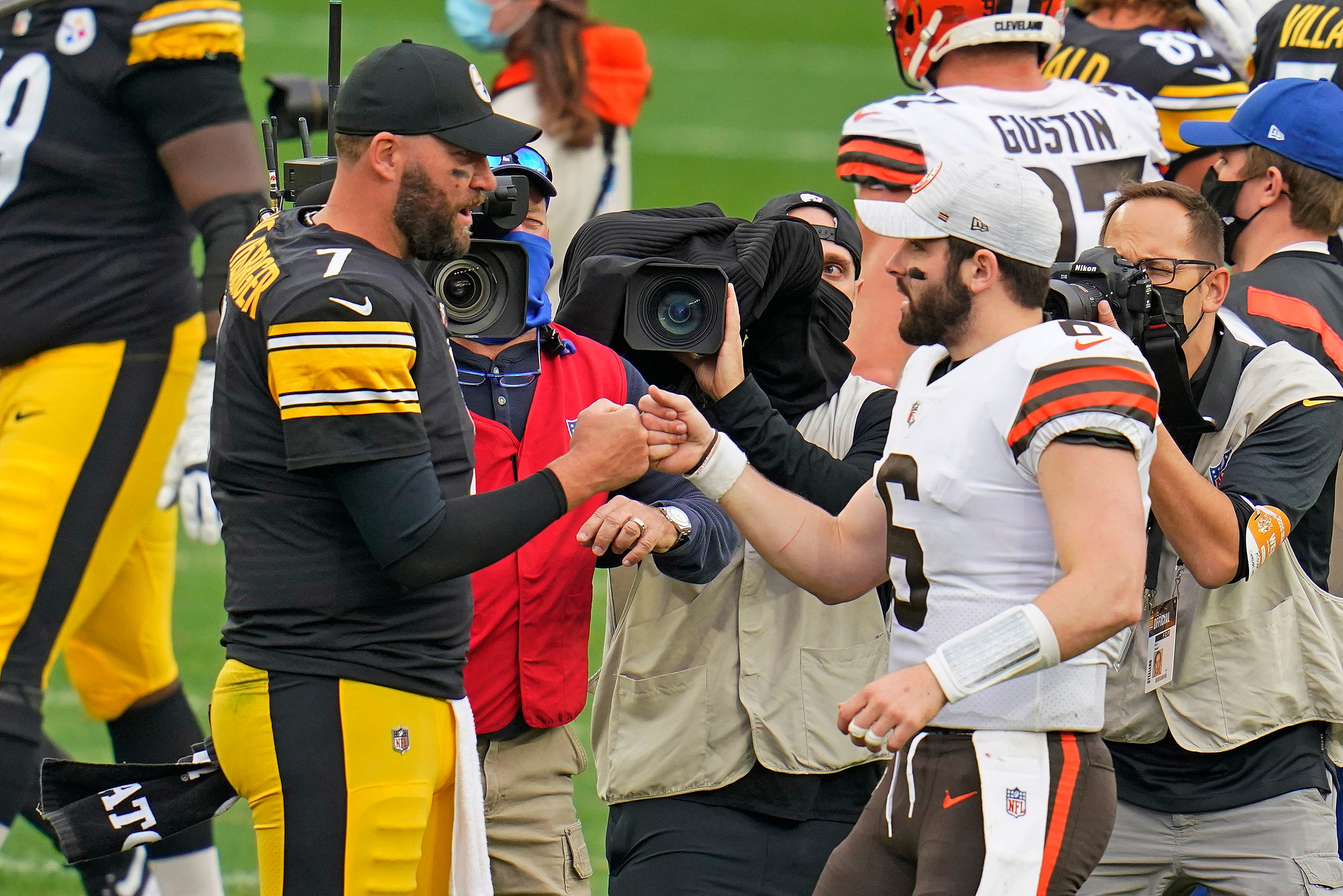 Browns dive into AFC North. Here's what they'll find in Pittsburgh, Baltimore, Cincinnati
