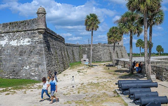 Castillo de San Marcos to reopen Wednesday