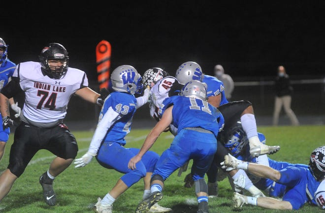 Wynford's defense was stifling against Indian Lake, the Royals will need another dominating performance against Otsego.