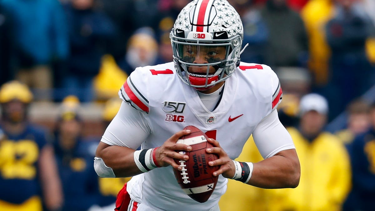 Ohio State's offense and QBs have taken off under Day 1