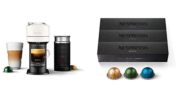 Grab this Nespresso Vertuo Next at a major discount this weekend.