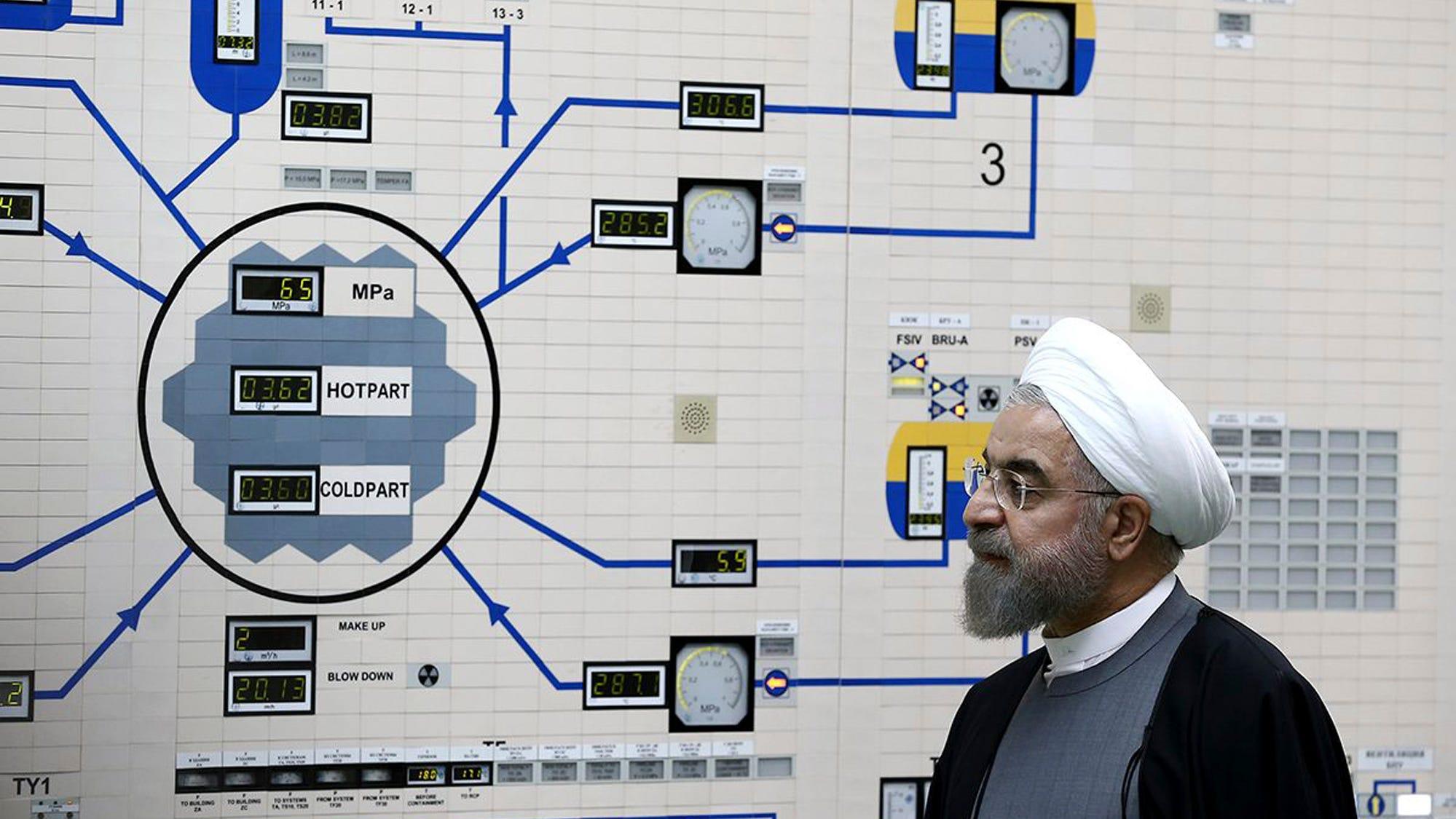 Trump's Iran threats on Limbaugh escalate pressure but they won't work