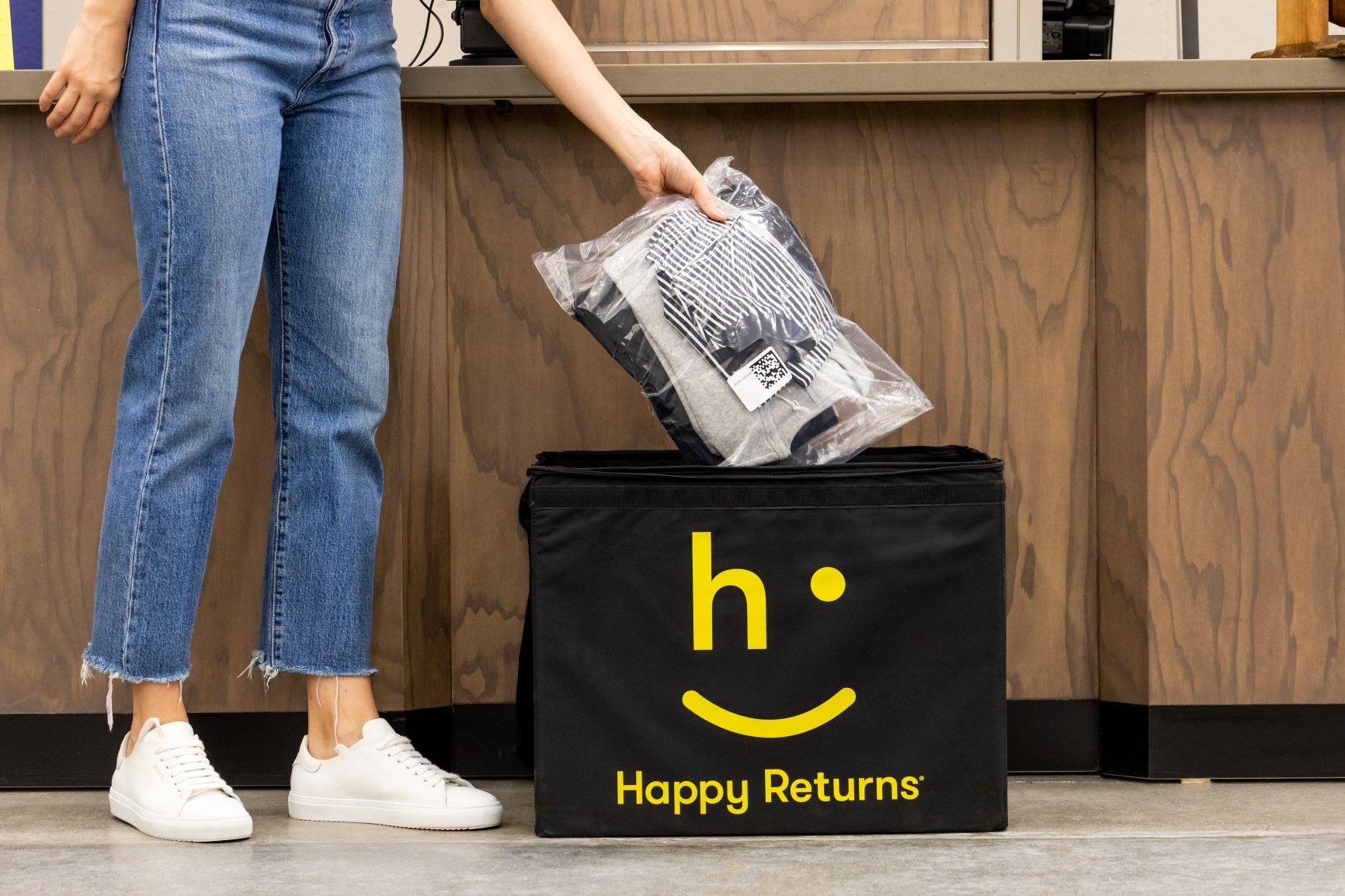 Happy Returns expanding its network of 'Return Bars' with new collaboration with FedEx