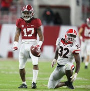Alabama upends Georgia in SEC showdown that may foreshadow title game, Republik City News