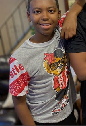 Lumberton police are searching for Tymin Coleman, 12, who has been missing since 6:30 p.m. Sunday.