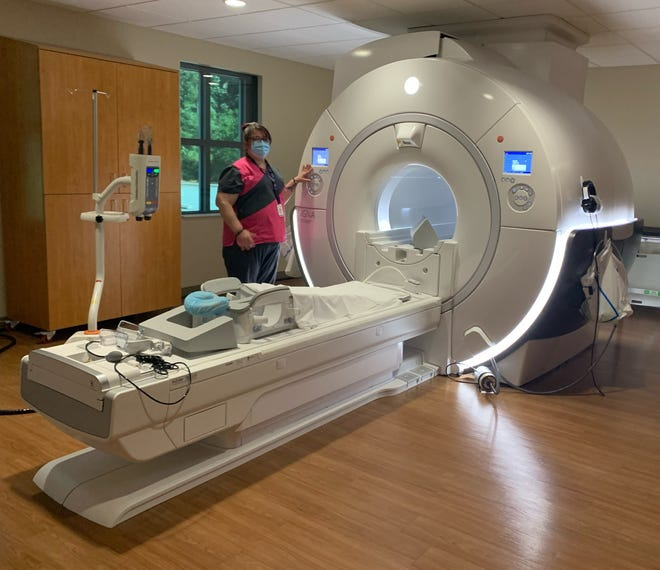 Abbreviated breast MRI is recently became available for patients at Coastal Carolina Hospital.