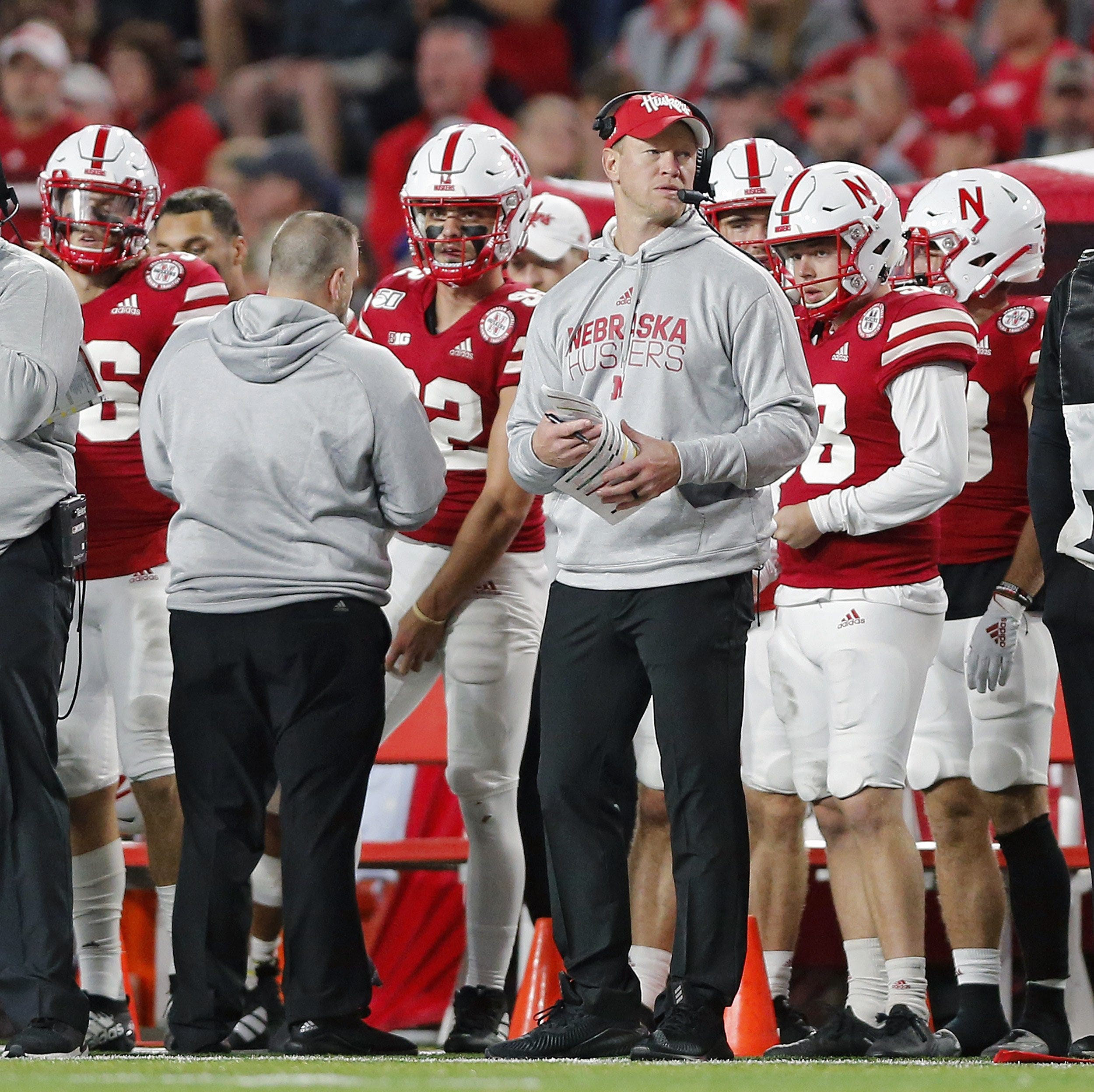 Nebraska opening against Ohio State? Not a surprise, Huskers coach Scott Frost says