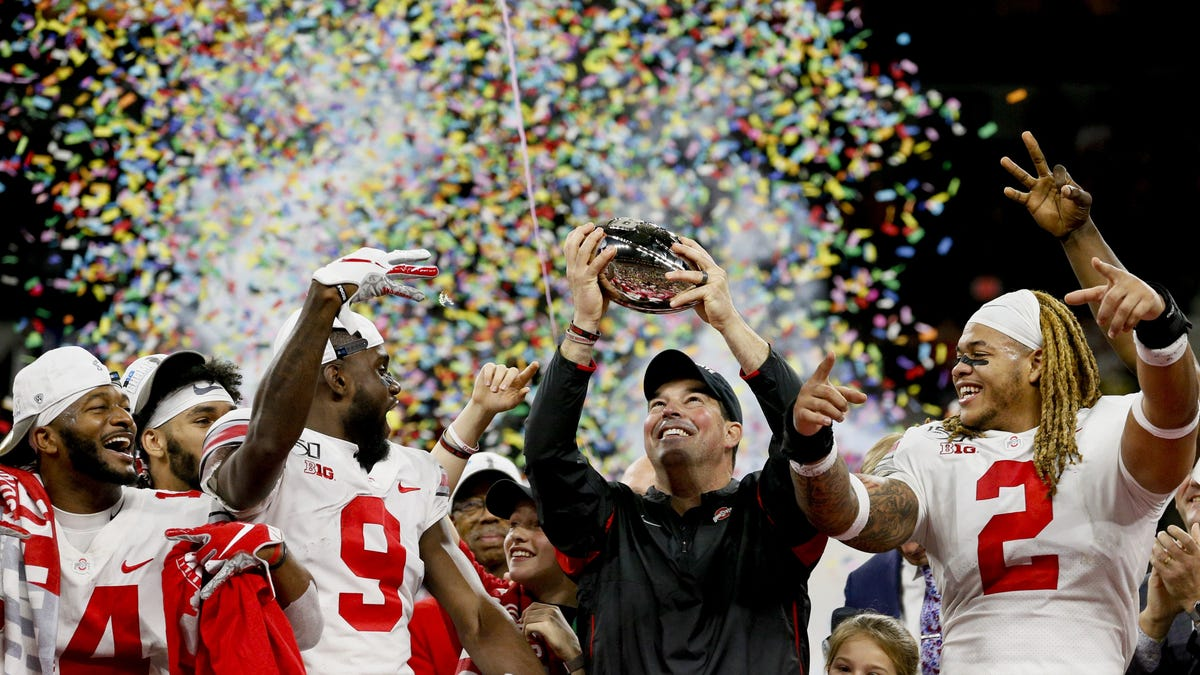 Big Ten power rankings: Ohio State starts at the top of the heap