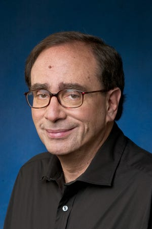 Author and Bexley native R.L. Stine
