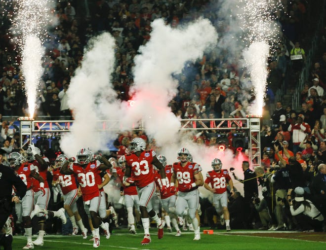 Ohio State's 2019 season was a smash until the Buckeyes came up a few plays short in its Fiesta Bowl loss to Clemson in a  College Football Playoff semifinal. OSU is hoping to use that loss as motivation in a truncated 2020 season.