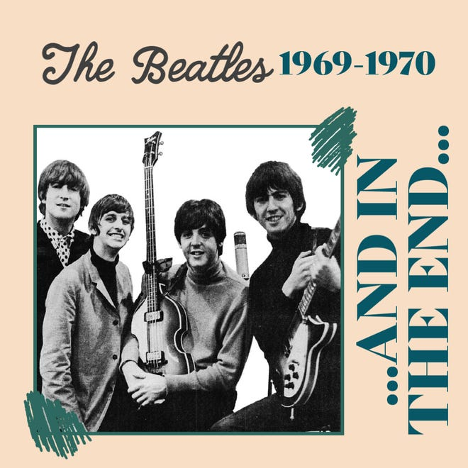 """Gary Baker will host a presentation on The Beatles' final journey from the rooftop concert in January 1969, to the release of """"Let It Be"""", and the """"official"""" breakup of the band in the spring of 1970."""