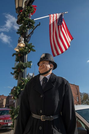 Opening ceremonies for the 15th Dickens Victorian Village will take place at 6 p.m. Nov. 6.