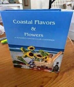 Seagrove Garden Club has new cookbook.