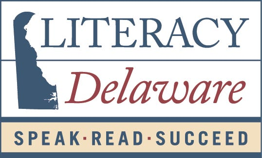 Literacy Delaware is seeking tutors for one-on-one literacy tutoring or small group instruction.