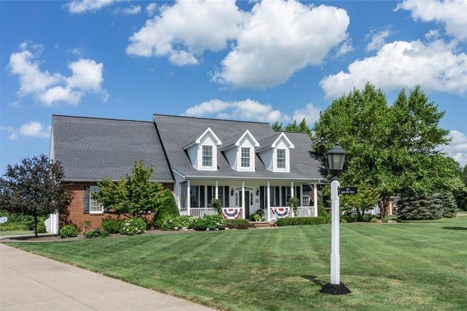 This home at 2512 Deer Run Trail is listed at $469,900.