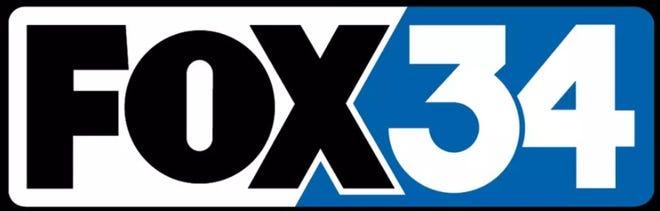 Lubbock's FOX 34 logo.