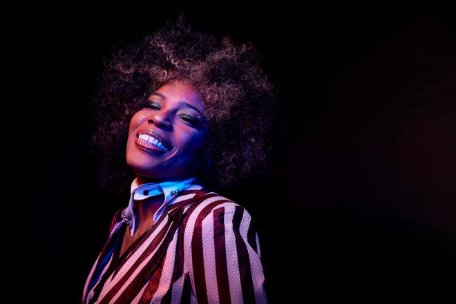 Macy Gray photographed by Giuliano Bekor