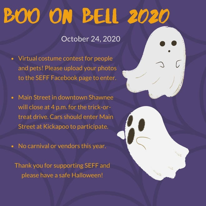Boo on Bell 2020