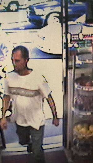 The Craven County Sheriff is seeking help in identifying this man who may have been involved with car break-ins over the weekend