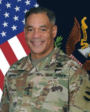 Gen. Michael X. Garrett is the commanding general of the United States Army Forces Command.