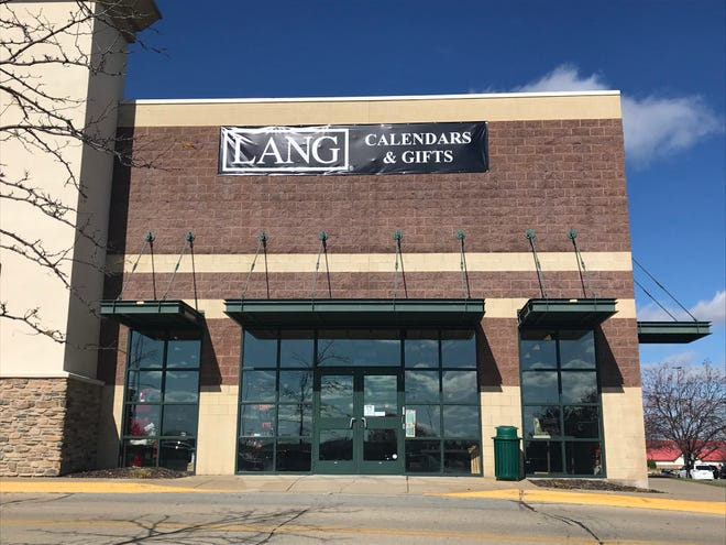 Lang's seasonal store is in the former Catherine's space west of the Fox River Mall.