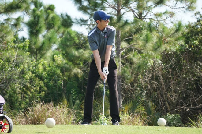 Rockledge senior Jackson Snyder shot a 1-under 71 at Monday's Region 2A-4 championship at Parkland Golf and Country Club to qualify for next week's state championship.