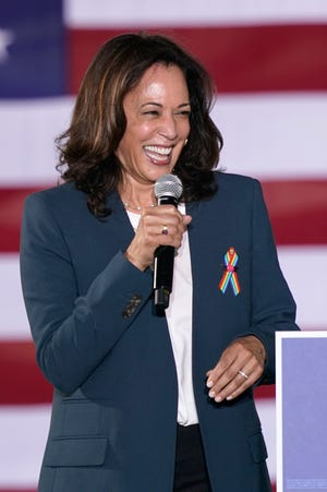 Kamala Harris is set to become the country's first female and first Black vice president.