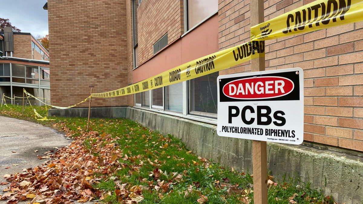 News Image for The chemicals that closed Burlington High School are everywhere: What about other schools?