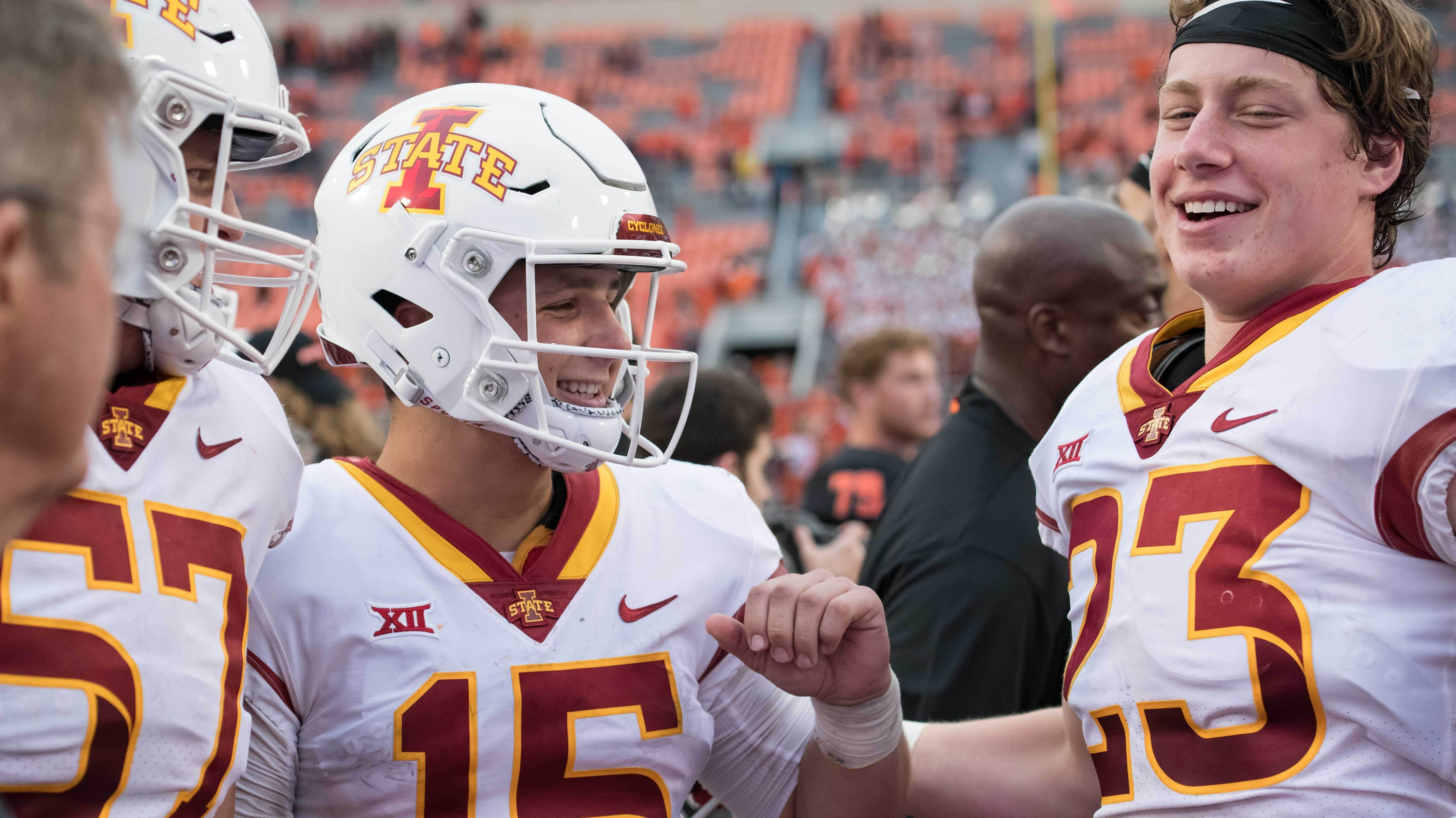 Peterson: Campbell has legitimized Iowa State football, regardless of outcome this weekend