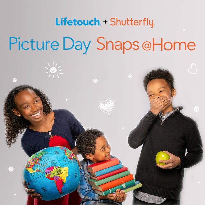 "Lifetouch announced a new in-home school photo program called ""Picture Day Snaps @Home."""