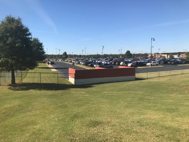 Every parking lot around the Sportsplex and in adjoining shopping centers were full for much of the tournament this past weekend.