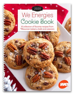 "The 2020 edition of the ""We Energies Cookie Book"" contains recipes from professional bakers, cookies that they either sell or are family favorites. The color booklet debuts Nov. 4 and will be given away around the state through Nov. 18. It also will be available online."