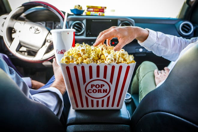 Traditional cinema concessions will be available at the pop-up drive-in movies being offered by Western New Mexico University and the Silco Theater in the Fine Arts Center Theatre parking lot on campus.