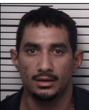 Daniel Lopez of Carlsbad was charged by police for allegedly injecting methamphetamine into a young girl.