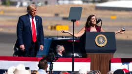 McSally dismisses Trump's treatment of her at Goodyear rally