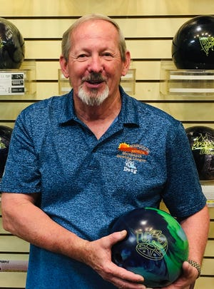 Doug Love, an Air Force veteran set to have a hip replacement surgery on Tuesday, finished his 2020 bowling season in style, rolling his second 300 game at the Virgin River Bowling Center.