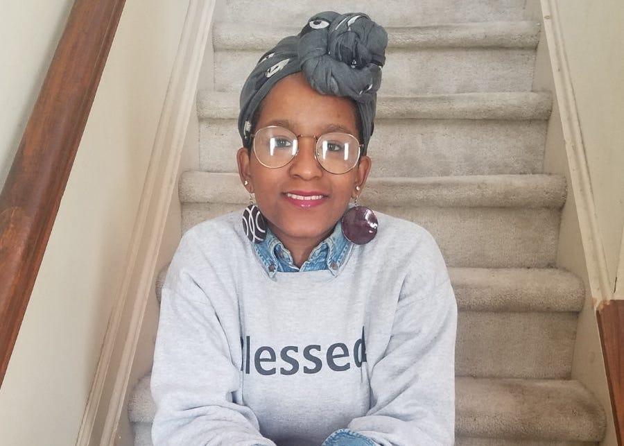Cheyenne DeShields, 25, student