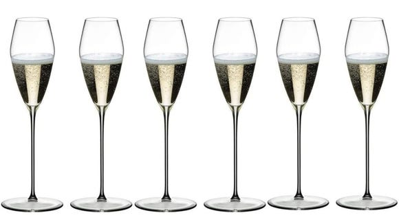 Best Wine Gifts 2020: Riedel Max Champagne glasses