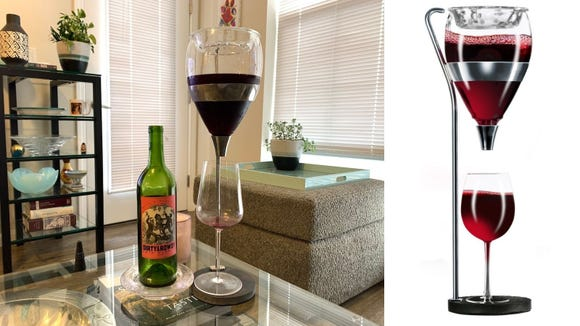 Best Wine Gifts 2020: Vagnbys Wine Tower