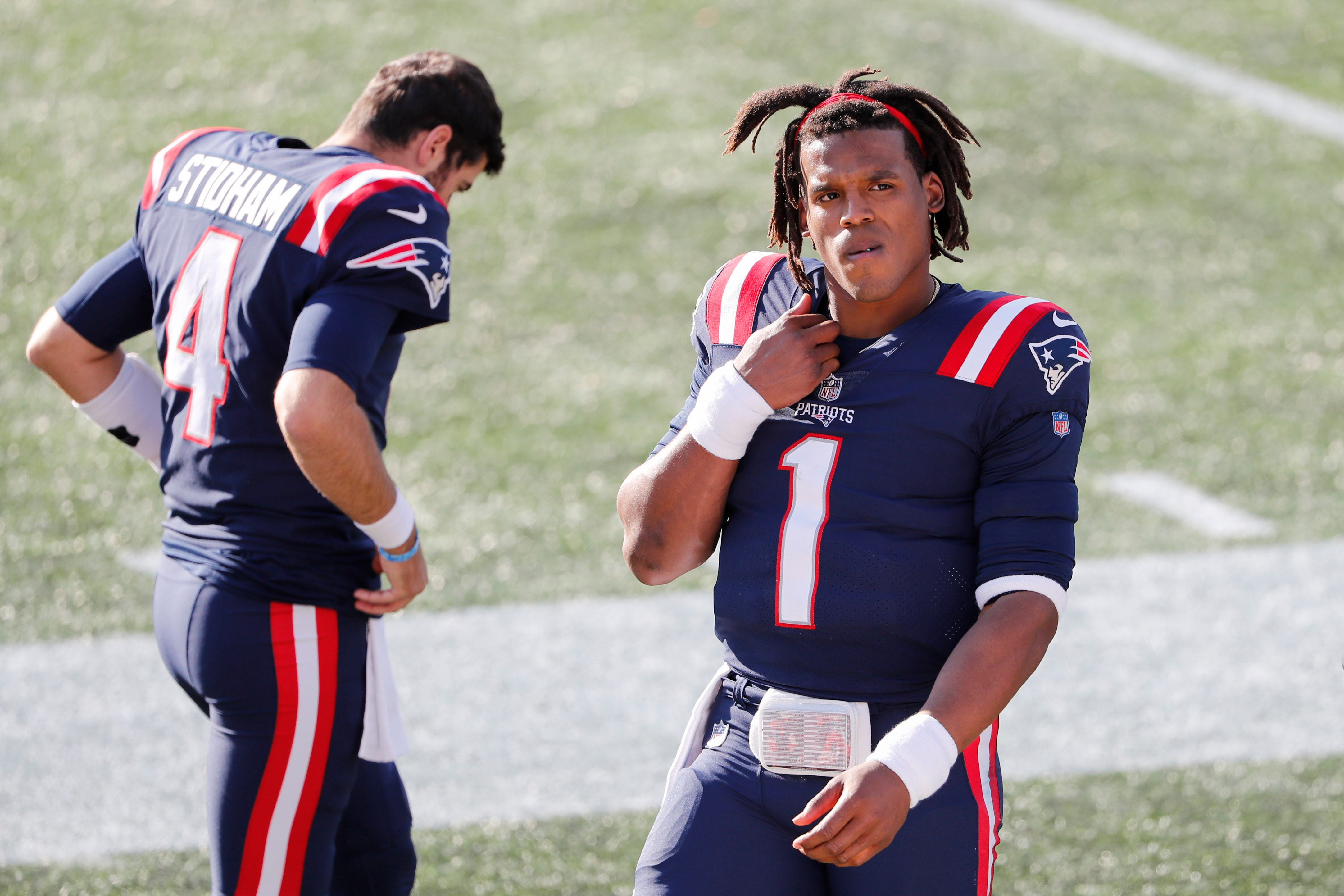Patriots QB Cam Newton: Stephon Gilmore testing positive for COVID-19 after me was 'my worst nightmare'