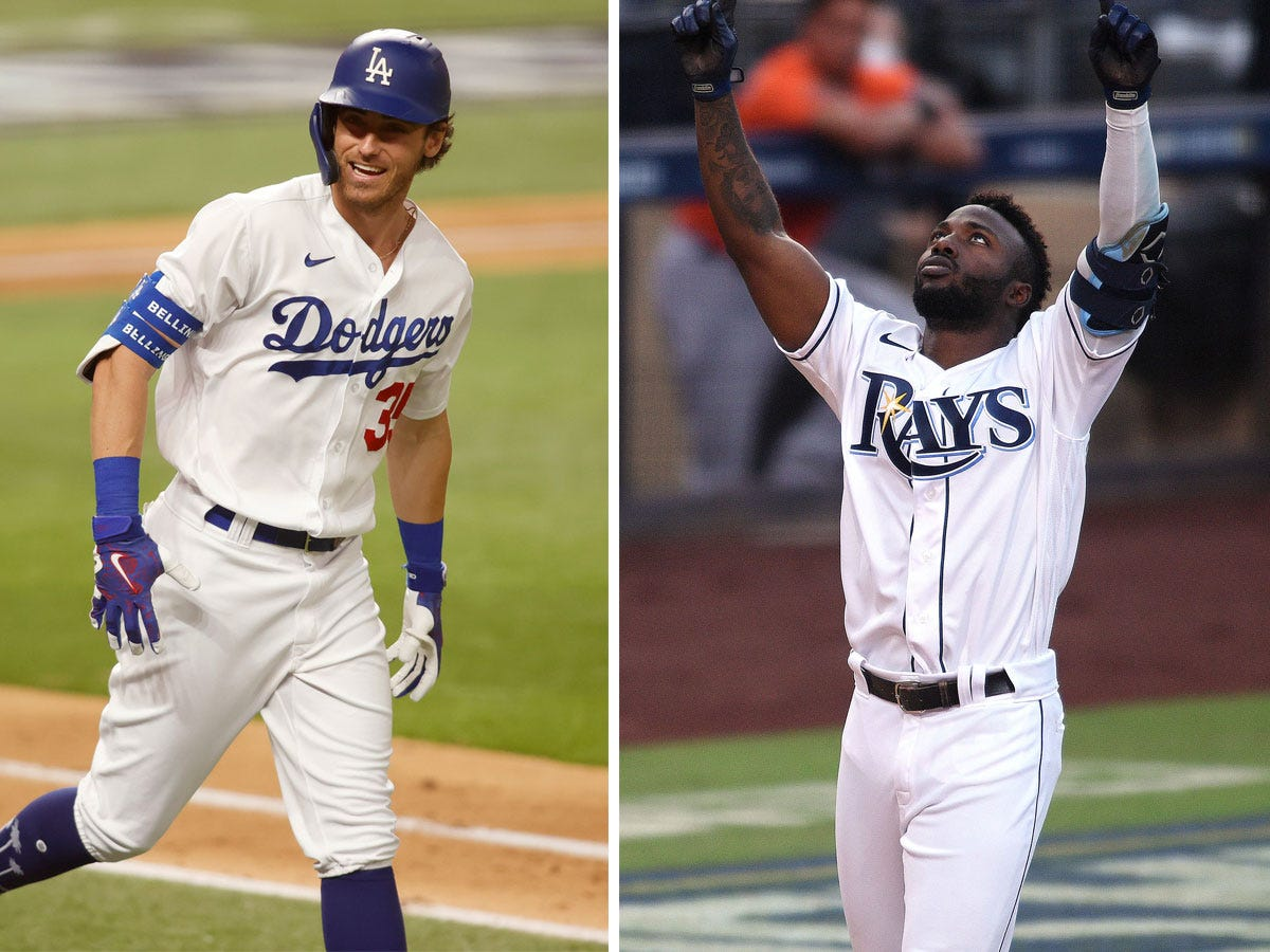 Total anomaly: NBA, NHL championship cities face off in World Series for first time
